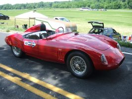 1958 OSCA Sport 750 TN by Aya-Wavedancer