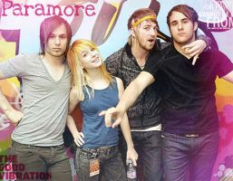 Paramore blend by MartyPunk13