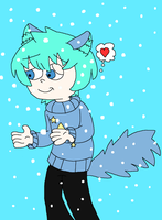 AT: Flake Loves Snow by SparkMaster37