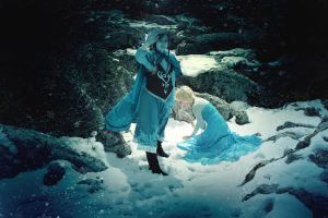 Only an Act of love will save you Frozen cosplay by MissWeirdCat