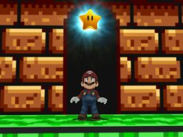 Mario movie in production by SuperSmashBrosGmod