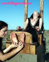 Gothic Soles Tickled 23 by jason9800player2
