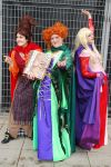 The Sanderson Sisters by EloraBorealis