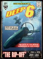Deep 6 Cover Final... by FrankRapoza