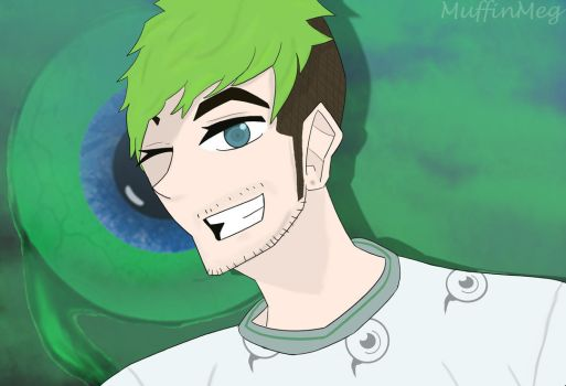 Jacksepticeye by timidbitch