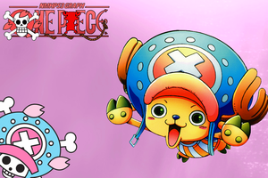 One Piece - Chopper Wallpaper by NMHps3