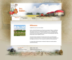 Farmer - Website by medienvirus