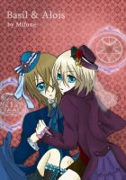 crossover Alois and Basil by Mifune84
