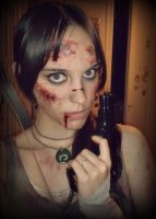 Lara Croft preview by LadyLessienFelagund