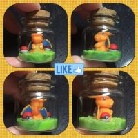 Charizard bottle charm by Brownie314