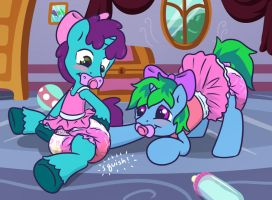 Bonded commission by Sylph-Space