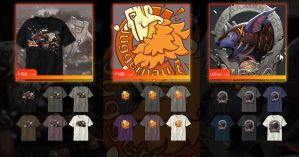 dota 2 tshirt 02 by biggreenpepper