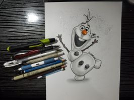 Olaf by Williaaaaaam