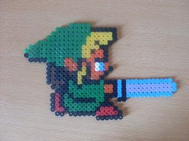 Beaded Link by Kirvaja