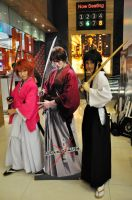 Rurouni Kenshin: Watching the Kenshin Movie by NanoMello