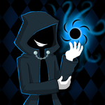 Mage Of Void Icon by TheNeonWerewolf