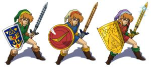 Link to the Past Vector Alter 2 by Plague52x