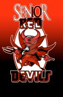 Red Devil Super Sized by 5000WATTS