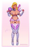 Bimbo Knight by KannelArt