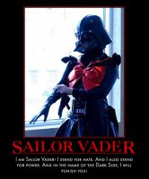 Sailor Vader by MexPirateRed