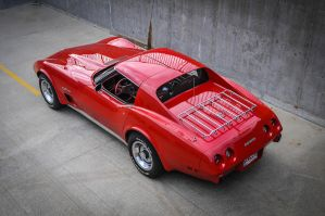 1976 Corvette Stingray by theCrow65