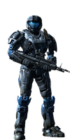 Halo Reach Me 10-5-2010 by SlaveWolfy