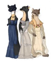 AT: Marten Ladies by Professor-R