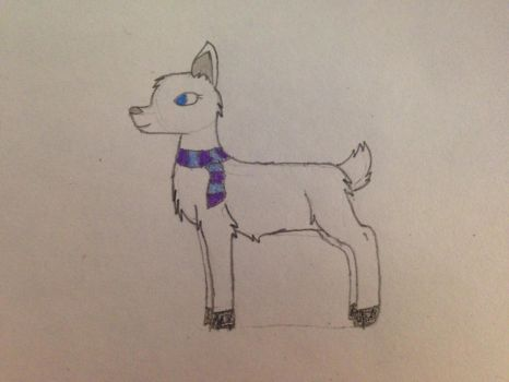 Have a sass llama by chanelthecat