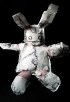Victoria's voodoo bunny 1 by chrisbonney