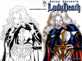 Lady Death-Death Goddess-cover by danielhdr