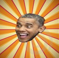 Obama Rape Face by ChibiReaperArts