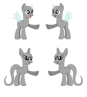 Pony Base Set (FREE TO USE) by RancorousRiverFish