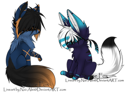 Blind Foxes - CLOSED by Kitsune-no-Suzu