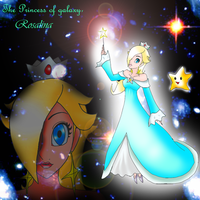 The princess of the galaxy by ZeldAlice