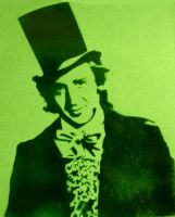 willy wonka by louuu