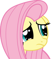 Fluttershy's Gonna Cry by DMKruiz