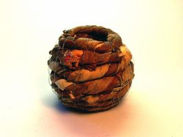 Woven Vessel by ribeena