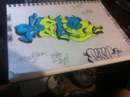 Splice Graff by MagicalTriceratops
