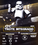 Star Wars Party Flyer by Wolt-s