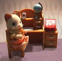 My First Sylvanian by Celestial4ever