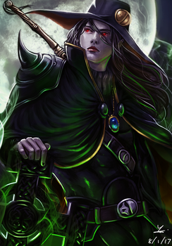 Vampire Hunter D by coolcater96