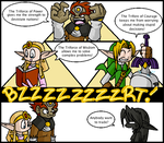 the Triforce of Stupid by Hail-NekoYasha