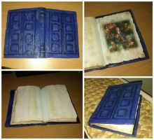Doctor Who - River's diary by Dave2399