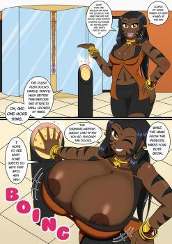 LLT: The Plush Push Doors pg 6 by Oxdarock