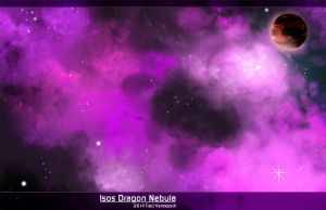 [Personal/Gift]  Isos Dragon Nebula by Ulario