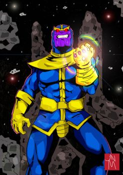 ThanosColored by jnmayers