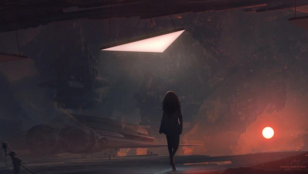 Sunsets with no hope by KuldarLeement