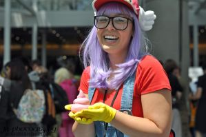 Anime Expo 2014 : Faces of Cosplay_0306 by JuniorAfro