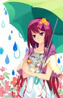 Sweet Rain by zetallis