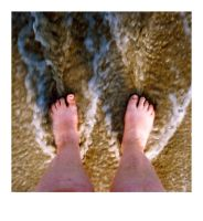 Watery Toes by MyLaundryStinks